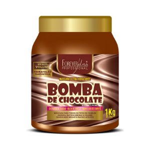 Mascara Bomba de Chocolate 1kg FOREVERLISS