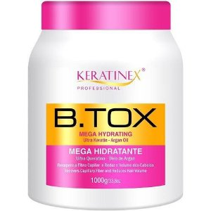 B.tox Mega Hydrating Keratinex Creme Alisante 1kg