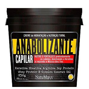 Anabolizante Capilar Tratamento Profundo  NATUMAXX 250g