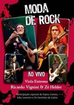DVD Moda de Rock & Viola Extrema