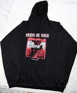 Moletom Moda de Rock tamanho GG