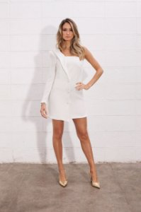 3000152- Vestido Blazer