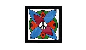 Mandala Paz e Amor