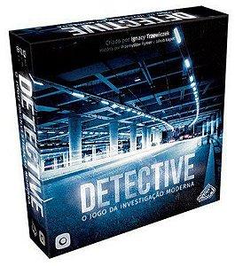 Detective O Jogo da Investigação Moderna