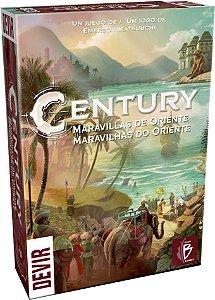 Century 2 Maravilhas do Oriente