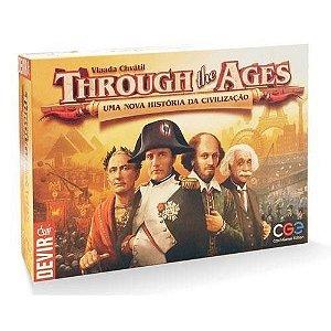 Through The Ages: Uma Nova História da Civilização + Sleeves Personalizados