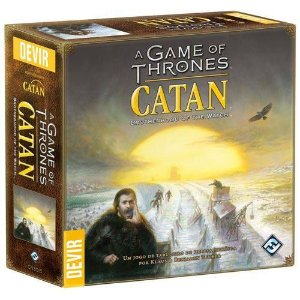Catan: Guerra dos Tronos (pré - venda)
