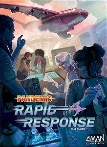 Pandemic Resposta Rápida (pré venda)