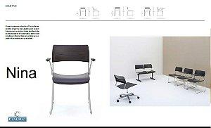 Linha cadeiras nina