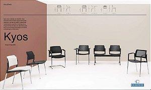 Linha cadeira polipropileno