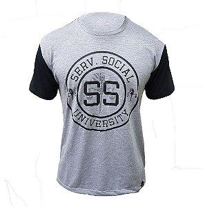 Camiseta de Serviço Social  00097