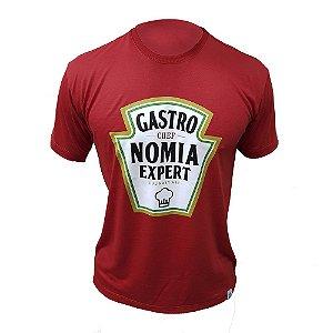 Camiseta de Gastronomia 00111