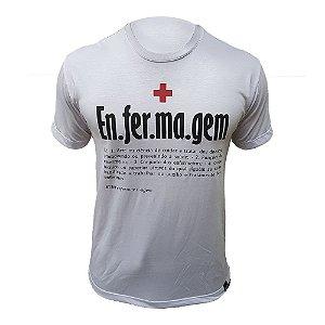 Camiseta de Enfermagem 00118
