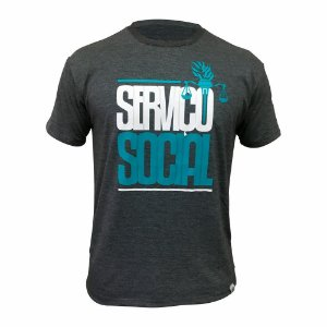 Camiseta de Serviço Social 00158