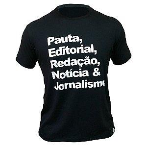 Camiseta de Jornalismo 00175