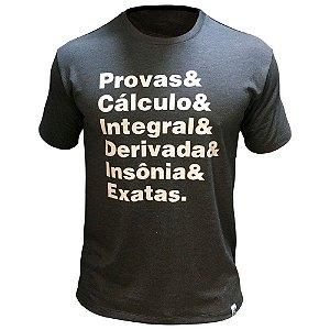 Camiseta de Exatas 00215