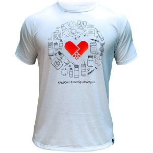 Camiseta de Farmácia Farmalovers 00226