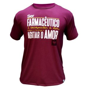 Camiseta de Farmácia Farmalovers 00227