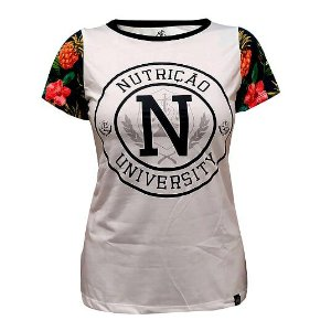 Camiseta de Nutrição 00238