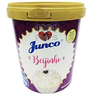 BRIGADEIRO DE BEIJINHO - DOCE DE SORO DE LEITE COM COCO - 01 UNIDADE - 1,01KG - JUNCO