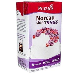 CHANTILLY CHANTY MAIS  NORCAU - 1 LITRO - NORCAU