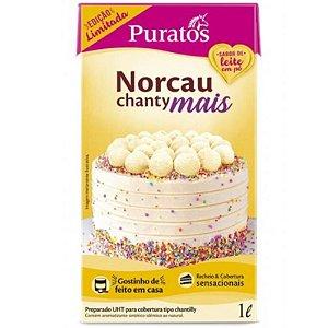 CHANTILLY NORCAU CHANTYMAIS SABOR LEITE EM PÓ - 1L - PURATOS NORCAU