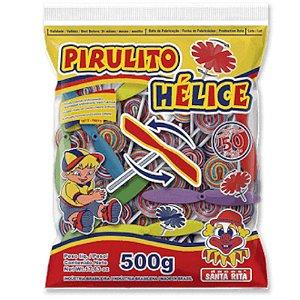 PIRULITO DO CHAVES COM HÉLICE - 500GR - SANTA RITA