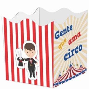 CACHEPOT FESTA CIRCO - 10 UNIDADES - DUSTER FESTAS