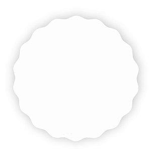 CAKE BOARD ONDULADO 25X25CM - CONTÉM 1 UNIDADE - GRINTOY