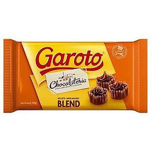 BARRA DE CHOCOLATE BLEND 2,1KG