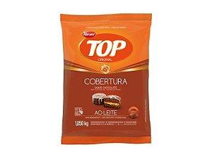 COBERTURA DE CHOCOLATE AO LEITE TOP - GOTAS 1,050KG HARALD