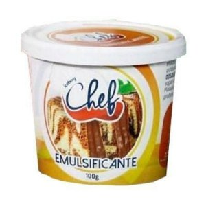 EMULSIFICANTE PARA BOLOS - 100GR - ICEBERG CHEF