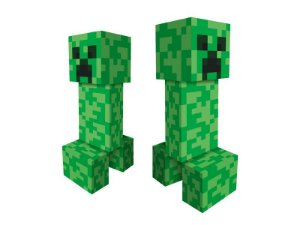 PERSONAGEM DECORATIVO 3D FESTA MINECRAFT