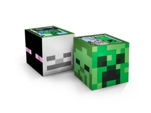 CUBO DECORATIVO R678 MINECRAFT