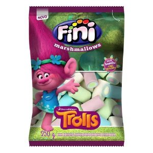 MARSHMALLOWS TROLLS 250G FINI
