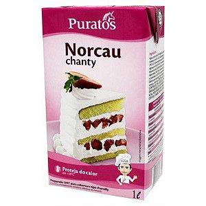 CHANTILLY CHANTY NORCAU 1LITRO PURATOS