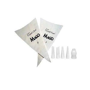 KIT GRAND CHEF MODELO 2 - COM 7 ITENS - MAGO