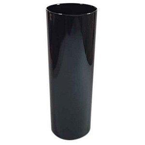 COPO LONG DRINK  PRETO FECHADO  - 360 ML - 01 UNIDADE - DESCARFEST