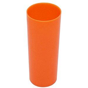 COPO LONG DRINK  LARANJA  - 360 ML - 01 UNIDADE - DESCARFEST
