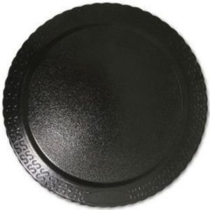BASE PARA BOLO CAKE BOARD REDONDO PRETO 32 CM - ULTRAFEST