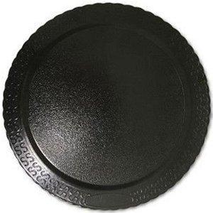 BASE PARA BOLO CAKE BOARD REDONDO PRETO 26 CM - ULTRAFEST