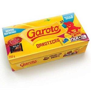 CAIXA DE BOMBOM - 250G - GAROTO