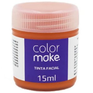 TINTA FACIAL 15ML LARANJA - COLOR MAKE