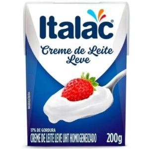 CREME DE  LEITE ITALAC 200G - ITALAC