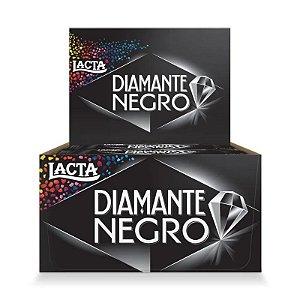 CHOCOLATE DIAMANTE NEGRO 20G CONTENDO 20 UNIDADES - LACTA