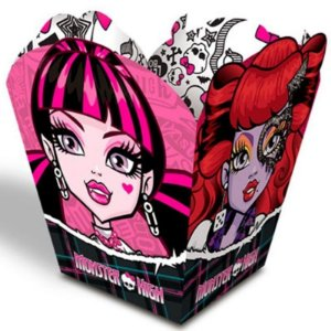 CACHEPOT FESTA MONSTER HIGH KIDS - 08 UNIDADES - REGINA FESTAS
