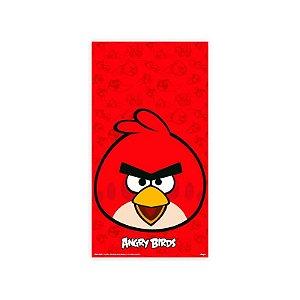 SACOLA SURPRESA FESTA ANGRY BIRDS COM 8 UNIDADES - 14CM X 27CM - REGINA FESTAS