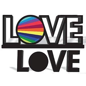 ENFEITE  GRANDE LOVE 2 EM 1 FESTA  NOW UNITED - REF 382027 - PIFFER
