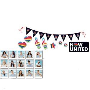 KIT PAINÉIS FESTA NOW UNITED  - REF 382033 - PIFFER