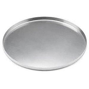 FORMA PIZZA 30X1,5 CM - COD 1088 - 01 UNIDADE - METASA
